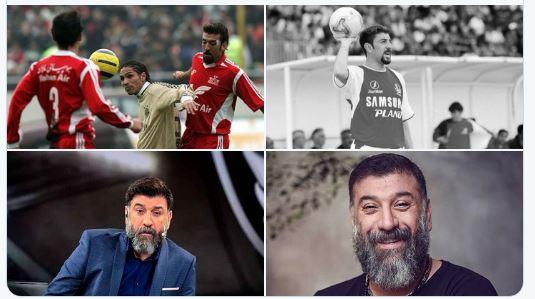 وفاة لاعب إيراني