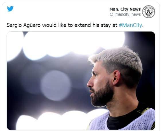 مانشستر سيتي يؤجل قراره بشأن سيرجيو