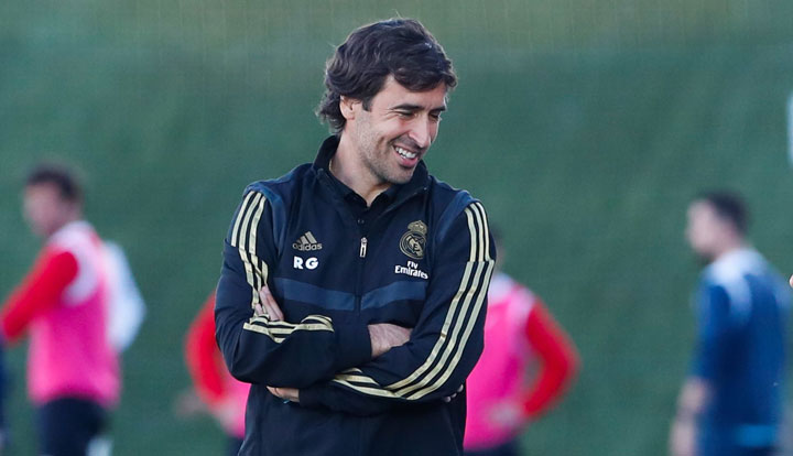 عين ريال مدريد على الأسطورة راؤول في تولى مسؤولية التدريب